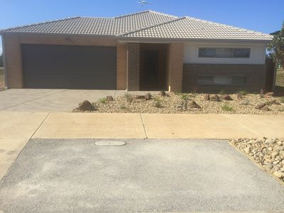 Brand New house just minutes walk from one of the best beaches in the area