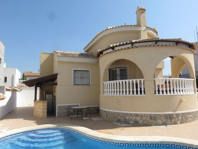 Photo for Casa Sonrisas! A delightful three bedroom villa with large Private Pool!