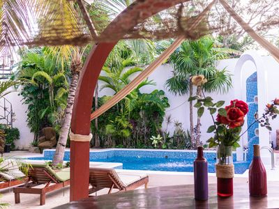Photo for Spectacular villa, Caribbean paradise with private pool.