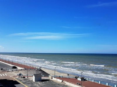 Photo for Sea front apt WITH GARAGE 3rd floor Comfort 2 ** QUEND-PLAGE BAIE DE SOMME