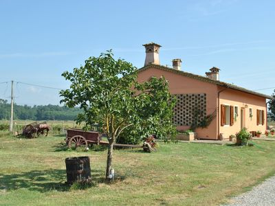 Photo for On the farm, in contact with animal and nature but close to cultural attractions