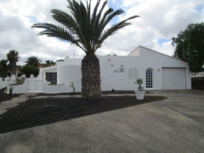 Photo for CASABLANCA white villa for 6 persons