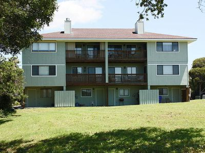 Photo for Duck Bill: 3 BR / 2 BA condo in Caswell Beach, Sleeps 8