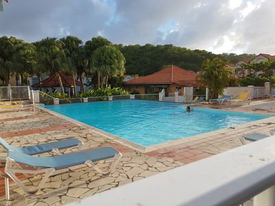 Photo for Sea Vacation Seasonal Rental Swimming Pool STE ANNE Martinique