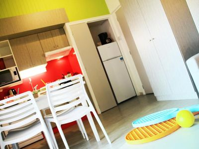Photo for VVF Villages Les Pierres Rouges *** - 3 rooms 6 persons 2 babies