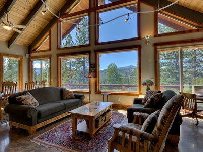 Photo for 939 Muskwaki Bears Den -  Stunning Home with Mt. Tallac Views, Game Room and Hot Tub!