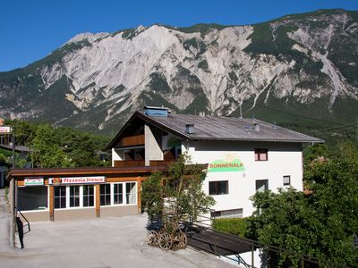 Photo for Cozy Apartment in Ötztal Valley with South-Facing Terrace