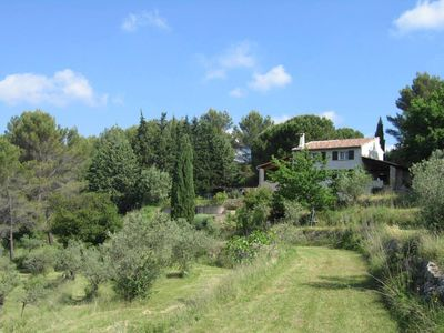 Photo for Provencal bastide renovated in nature