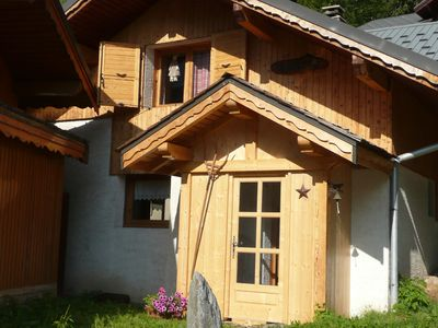 Photo for Chalet Champagny, Domaine La Plagne and Paradiski