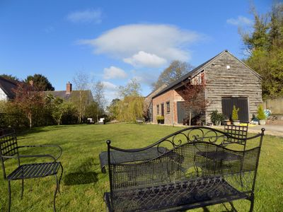 Photo for Unique property in the heart of Monmouthshire, surrounded by countryside.