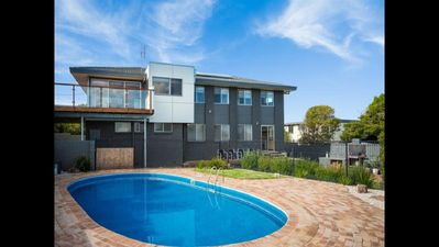 Photo for 'Cliff House' - Sleeps 10, Views, Pool, Location