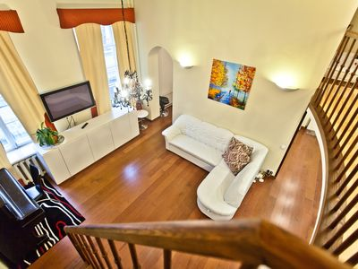 Photo for Spacious 2,5 bedroom apartment