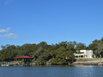 Photo for Outstanding location on the water - A