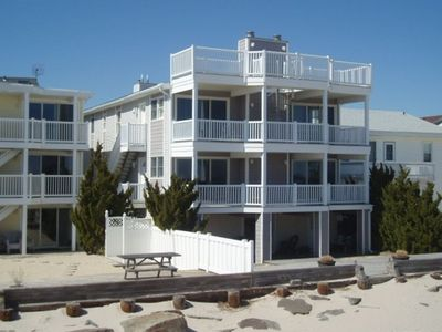 Photo for Oceanfront, On the Beach, Incredible Views!, Huge Beach Deck, 4 BR / 4 BA