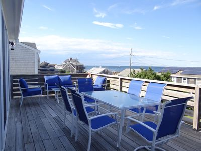 Photo for Newly Renovated Cape Beach House with Panoramic Ocean Views