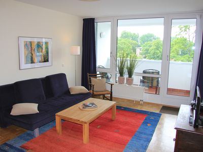 Photo for Apartment 'Frankfurter Tor' / up to 3 persons / 45 sqm / free Wi-Fi