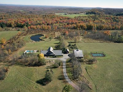 Photo for Magnificent 44+ Acre Country Estate