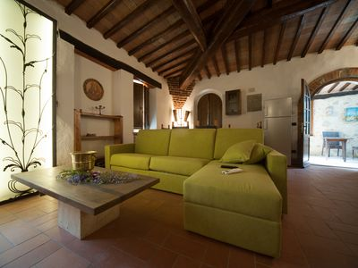 Photo for Casale Rosennano - Loggia