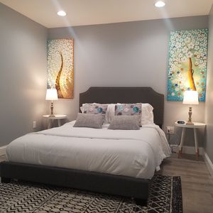 Photo for Brand new business and recreation stay in Boston City - private unit sleeps 6