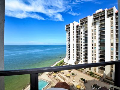 Photo for 440 West Condos 905S View of Gulf of Mexico From Every Room