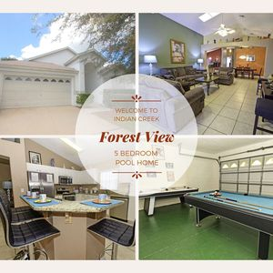 Photo for Beautiful Pool Home With Spa & Game Room Close to WDW