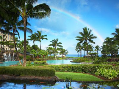 Photo for Westin Kaanapali Ocean resort Villas - Spacious 1BR Unit - 5 Star Beach Resort!