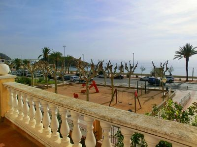 Photo for House for 9-11 people in front of the sea in Blanes, Costa Brava.