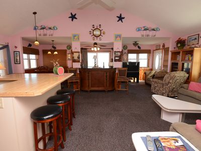 Photo for Cozy, Oceanfront Beach Bungalow - 893