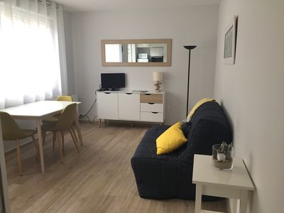 Photo for Le Touquet, T2 near the sea and downtown