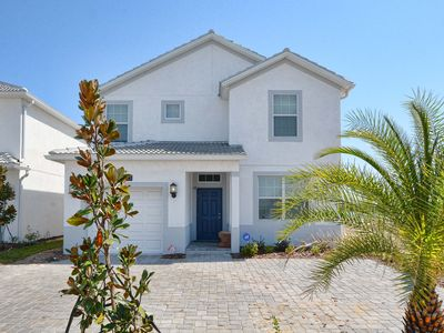 Photo for Lake View Themed House/jacuzzi&pool in Orlando near parks at Storey Lake Resort