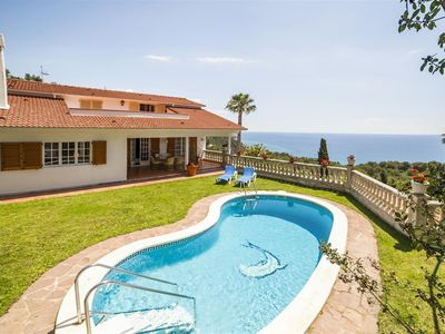 Photo for 6BR Villa Vacation Rental in Blanes