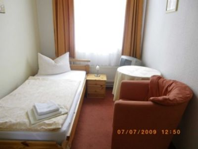 Photo for Single room - New building - Hotelpension am Dom