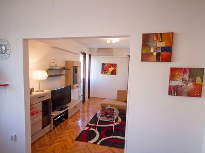 Photo for Apartment Donat- modern apartment in center of Zadar