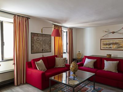 Photo for Luxury apartment in the heart of Genoa