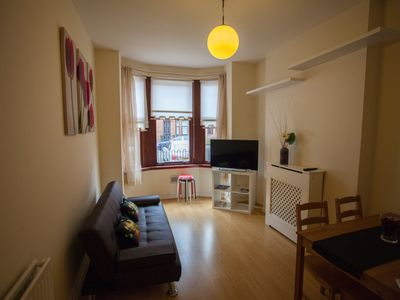 Photo for Scotstoun - 1 Bedroom Apartment