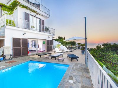 Photo for House-sea view-mini-pool