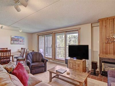 Photo for Ski-in/ski-out condo, hot tubs, mountain views!