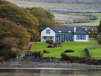 Photo for Stunning 5 Bedroom House With Views Of Galway Bay  And The Connemara Mountains