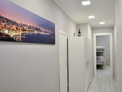 Photo for DISCOVER PARTENOPE - Apartment in Via dei Tribunali