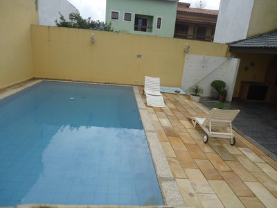 Photo for House with Pool in Beira Mar