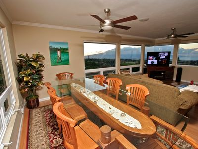 1095 Pookela Paradise-Pano Ocean Views, Big Yard, Secluded but close to Town.