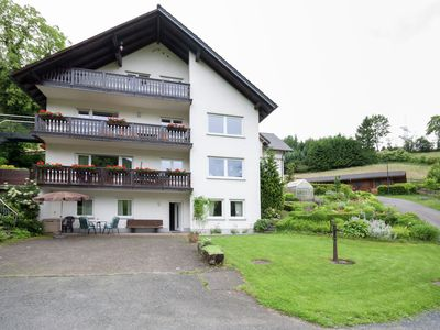 Photo for Apartment in a quiet location in the Sauerland with terrace near a golf course