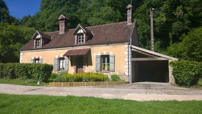 Photo for 2BR House Vacation Rental in Orbais-L'abbaye, Grand Est
