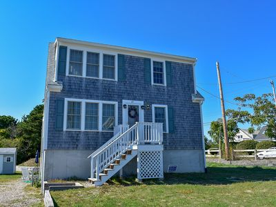 Photo for Three bedroom home with central air located .2 miles to South Village Beach