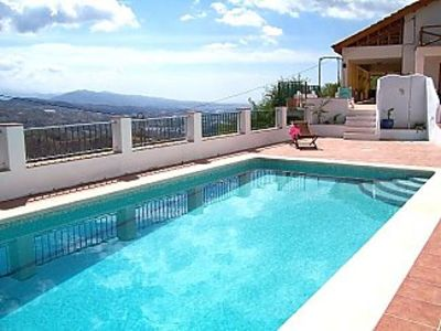 Photo for Country house with Private Pool, Terraces, Extensive Gardens and Breathtaking Se