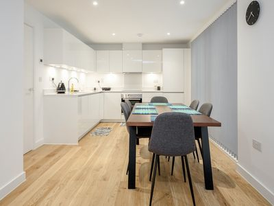 Photo for 2 BR/2BA King's Cross station