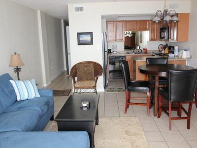 Photo for SunSwept 505 - Book Now to take advantage of our current discounts/great rates - Beachfront condo!