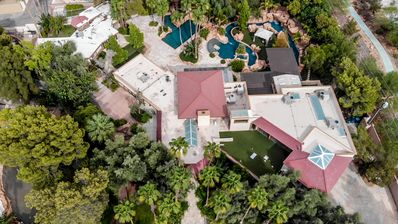 Photo for Private 3 Acre Estate 4-miles from the Las Vegas Strip