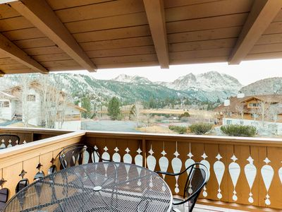 Photo for Spacious mountain getaway for that next ski-cation w/ shared hot tub & views!