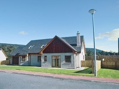 Photo for 4 bedroom accommodation in Aviemore